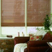 Venetian Blinds - JasminOak crop