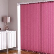 Vertical Blinds - Pipkin-Plum