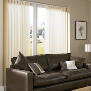 Vertical blinds - avensis beige